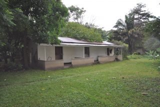 Staff Quarters on the Animal Farm for Sale in Usa River, Arusha by Tanganyika Estate Agents