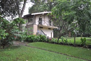 The Back of the House on the Animal Farm for Sale in Usa River, Arusha by Tanganyika Estate Agents