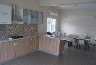 Kitchen of the Furnished Houses in Masaki, Dar es Salaam by Tanganyika Estate Agents