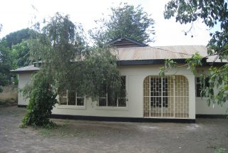 The Four Bedroom House for Rent in Njiro, behind Nane Nane by Tanganyika Estate Agents