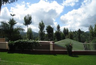 The View from the Three Bedroom Home Rental on Kimandolu Hill, Arusha by Tanganyika Estate Agents
