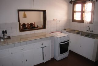 Furnished Kitchen of the Three Bedroom Home Rental on Kimandolu Hill, Arusha by Tanganyika Estate Agents