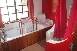 Bathroom in the Four Bedroom House Rental in Olasiti, Arusha by Tanganyika Estate Agents