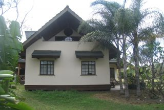 Back View of the Four Bedroom House Rental in Olasiti, Arusha by Tanganyika Estate Agents