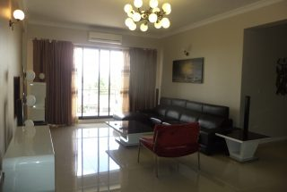 Living Room in the 3 Bedroom Furnished Apartment in Oyster Bay by Tanganyika Estate Agents