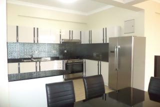 Kitchen in the 3 Bedroom Furnished Apartment in Oyster Bay by Tanganyika Estate Agents