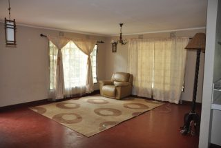 Furnished Living Room of the Two Bedroom Furnished Home in Olasiti, Arusha by Tanganyika Estate Agents