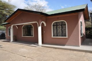 The Three Bedroom Furnished House in Sakina, Arusha by Tanganyika Estate Agents
