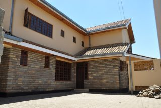 The Four Bedroom House for Rent in Njiro AGM in Arusha by Tanganyika Estate Agents