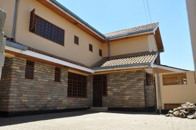 Four Bedroom House for Rent in Njiro AGM
