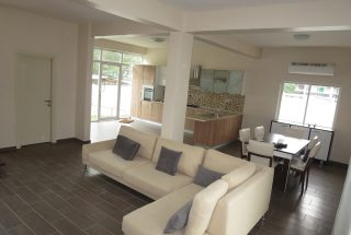 Living Room of the Furnished Houses in Masaki, Dar es Salaam by Tanganyika Estate Agents