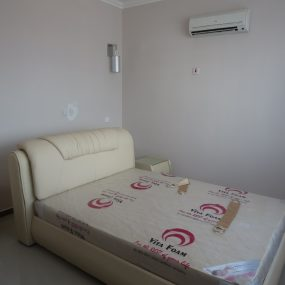 Bedroom in the Furnished Apartments in Masaki Dar es Salaam by Tanganyika Estate Agents