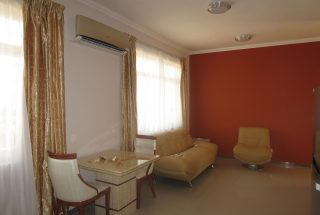 Living Room in the Furnished Apartments in Masaki Dar es Salaam by Tanganyika Estate Agents