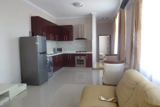 Kitchen in the Furnished Apartments in Masaki Dar es Salaam by Tanganyika Estate Agents