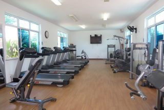 Gym of the 4 Bedroom Furnished Apartment in Oyster Bay, Dar es Salaam by Tanganyika Estate Agents