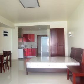 Bedroom of the Two Bedroom Furnished Apartments in Upanga, Dar es Salaam by Tanganyika Estate Agents