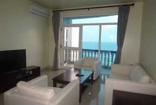 Kitchen of the Two Bedroom Furnished Apartments in Upanga, Dar es Salaam by Tanganyika Estate Agents