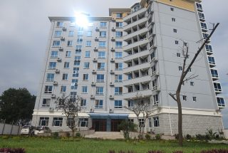 The Two Bedroom Furnished Apartments Building in Upanga, Dar es Salaam by Tanganyika Estate Agents