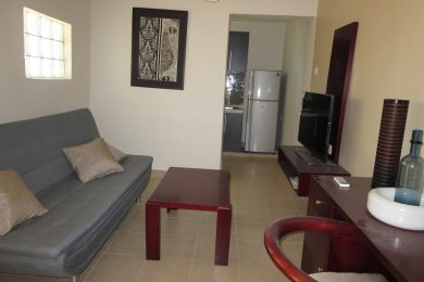 One Bedroom Furnished Flat in Dar es Salaam