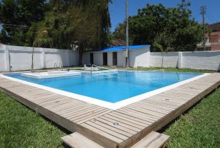 Swimming Pool of the Furnished Houses in Masaki, Dar es Salaam by Tanganyika Estate Agents