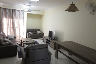 Three Bedroom Furnished Apartment in Jangwani Beach, Dar es Salaam