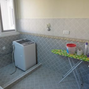 Laundry Room of the 3 Bedroom Furnished Apartments in Jangwani Beach, Dar es Salaam by Tanganyika Estate Agents