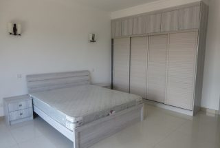 Bedroom of the 3 Bedroom Furnished Apartment in Masaki, Dar es Salaam by Tanganyika Estate Agents