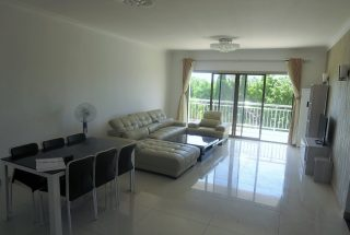 Living Room of the 3 Bedroom Furnished Apartment in Masaki, Dar es Salaam by Tanganyika Estate Agents