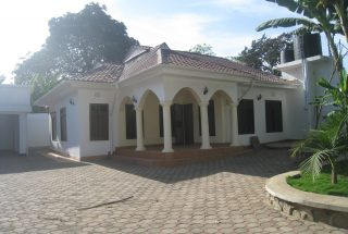 The Two Bedroom Home for Rent in Ilboru, Arusha by Tanganyika Estate Agents