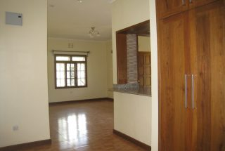 Corridor of the Three Bedroom House in Olorien, Arusha by Tanganyika Estate Agents