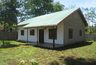 Staff Quarters of the Three Bedroom House in Olorien, Arusha by Tanganyika Estate Agents