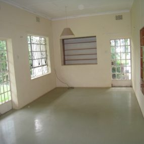 Living Room of the Three Bedroom House Rental on Themi Hill, Arusha by Tanganyika Estate Agents