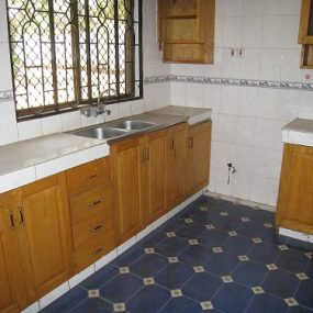 The Kitchen of the Four Bedroom in Sakina Kwa Iddi, Arusha by Tanganyika Estate Agents