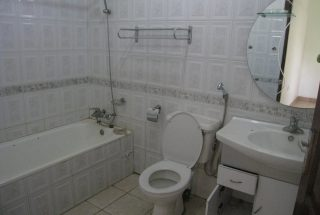 A Bathroom of the Four Bedroom in Sakina Kwa Iddi, Arusha by Tanganyika Estate Agents