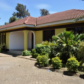 The Five Bedroom Home in Njiro AGM, Arusha by Tanganyika Estate Agents
