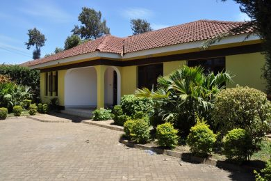 Five Bedroom Home in Njiro AGM, Arusha
