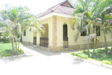 Two Bedroom House for Rent in Njiro, Arusha