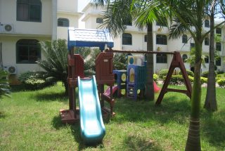 Playground of the Three Bedroom Furnished Apartments in Masaki, Dar es Salaam by Tanganyika Estate Agents