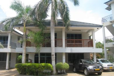 Three Bedroom Furnished Villas in Masaki, Dar es Salaam