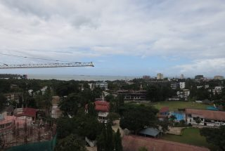 View from the 3 Bedroom Furnished Apartment in Upanga, Dar es Salaam by Tanganyika Estate Agents