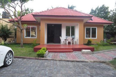 Two Bedroom Furnished House in Masaki