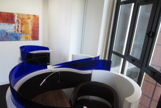 Workstations of the Fully Serviced Offices in Dar Es Salaam CBD by Tanganyika Estate Agents