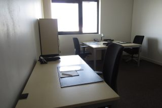 Separate Workstations of the Fully Serviced Offices in Dar Es Salaam CBD by Tanganyika Estate Agents