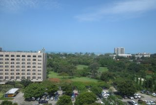 View from the Fully Serviced Offices in Dar Es Salaam CBD by Tanganyika Estate Agents
