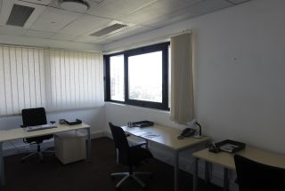 Workstation of the Fully Serviced Offices in Dar Es Salaam CBD by Tanganyika Estate Agents