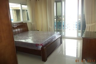 Bedroom of the 1 & 3 Bedroom Furnished Apartments in Masaki, Dar es Salaam by Tanganyika Estate Agents