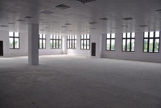 Floor Space of the Office Space in Msasani Dar es Salaam by Tanganyika Estate Agents