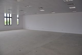 Empty Office of the Office Space in Msasani Dar es Salaam by Tanganyika Estate Agents