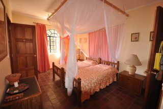 Bedroom of the 3 Bedroom Furnished House for Sale in Usa River, Arusha by Tanganyika Estate Agents