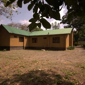 The building on the Land for Sale in Corridor Area, Arusha by Tanganyika Estate Agents